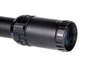 "OPT-1006 A (1-8x24), reticle version ""A""."