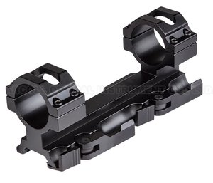 OPM-1004 Rifle scope (25.4/30 mm tube) saddle with quick release