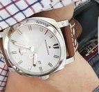 "Model ""E"", mechanical watch, Swiss Sellita SW 200.1, 26 jewels"